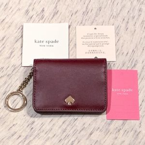 Kate Spade Nadine Slim Bifold Card Holder Wallet